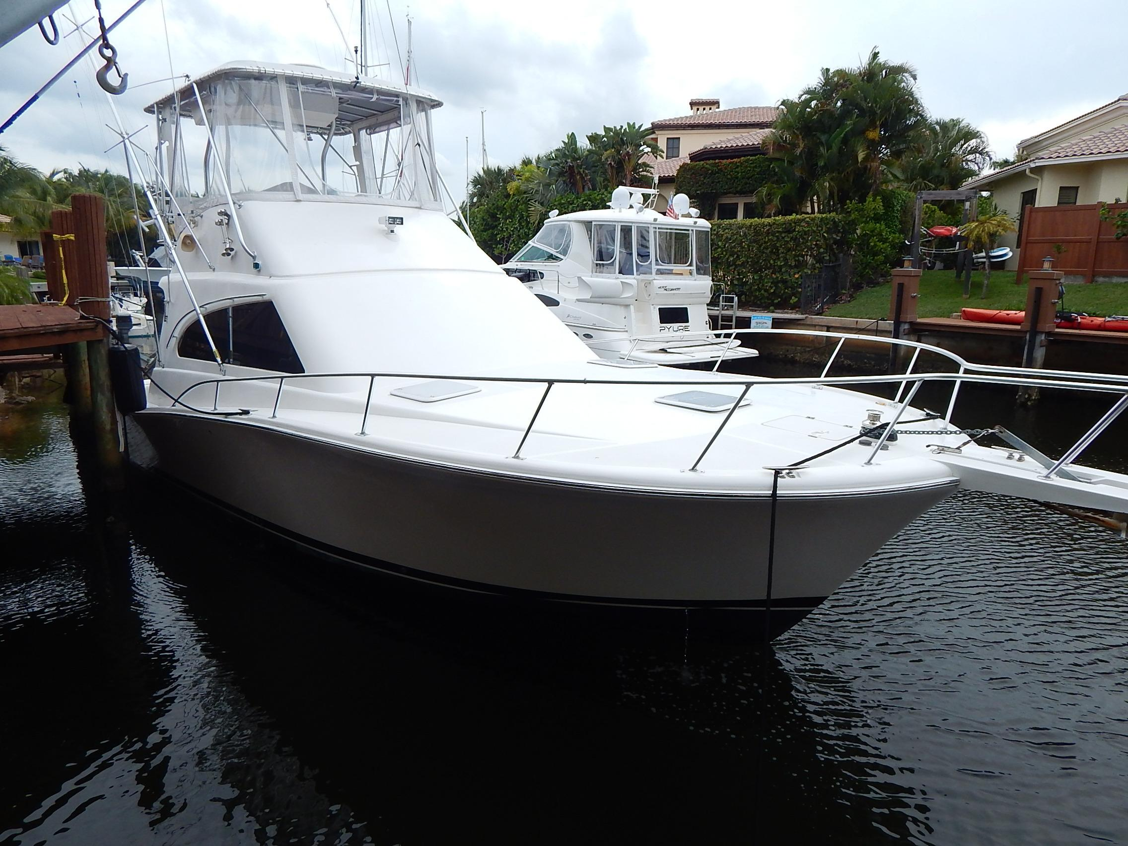 2005 Luhrs 38 Convertible Power Boat For Sale Www