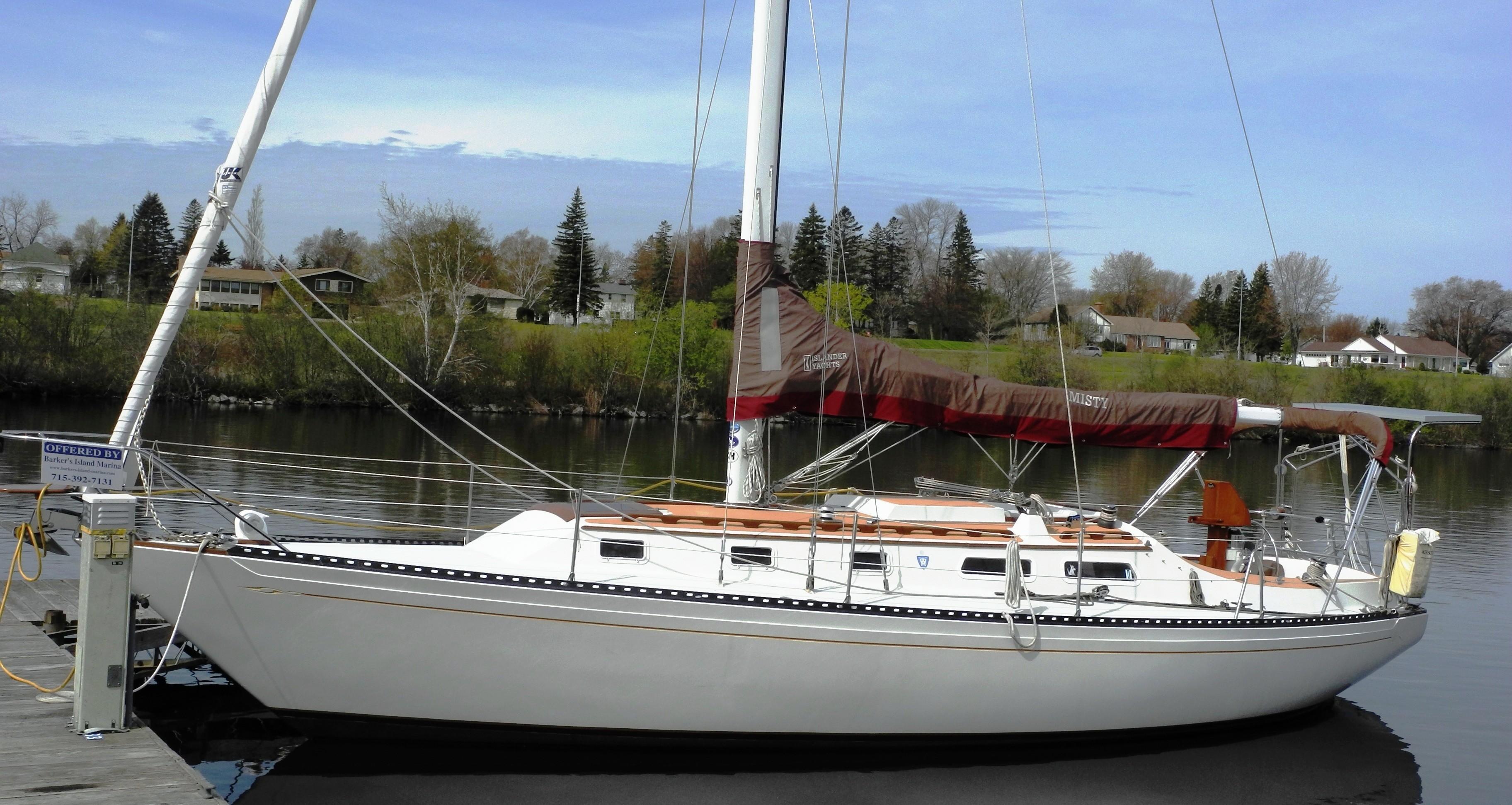 1975 Islander 36 Sail Boat For Sale - www.yachtworld.com