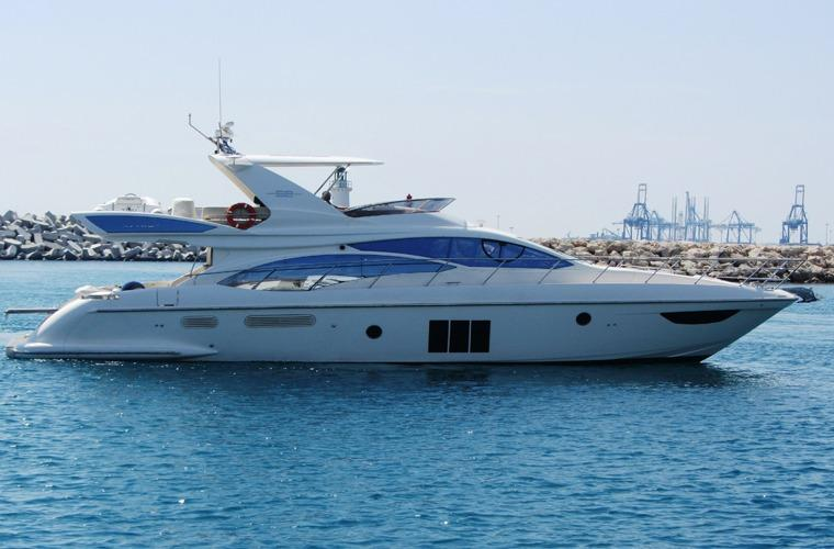 2011 Azimut 58 Power Boat For Sale Wwwyachtworldcom