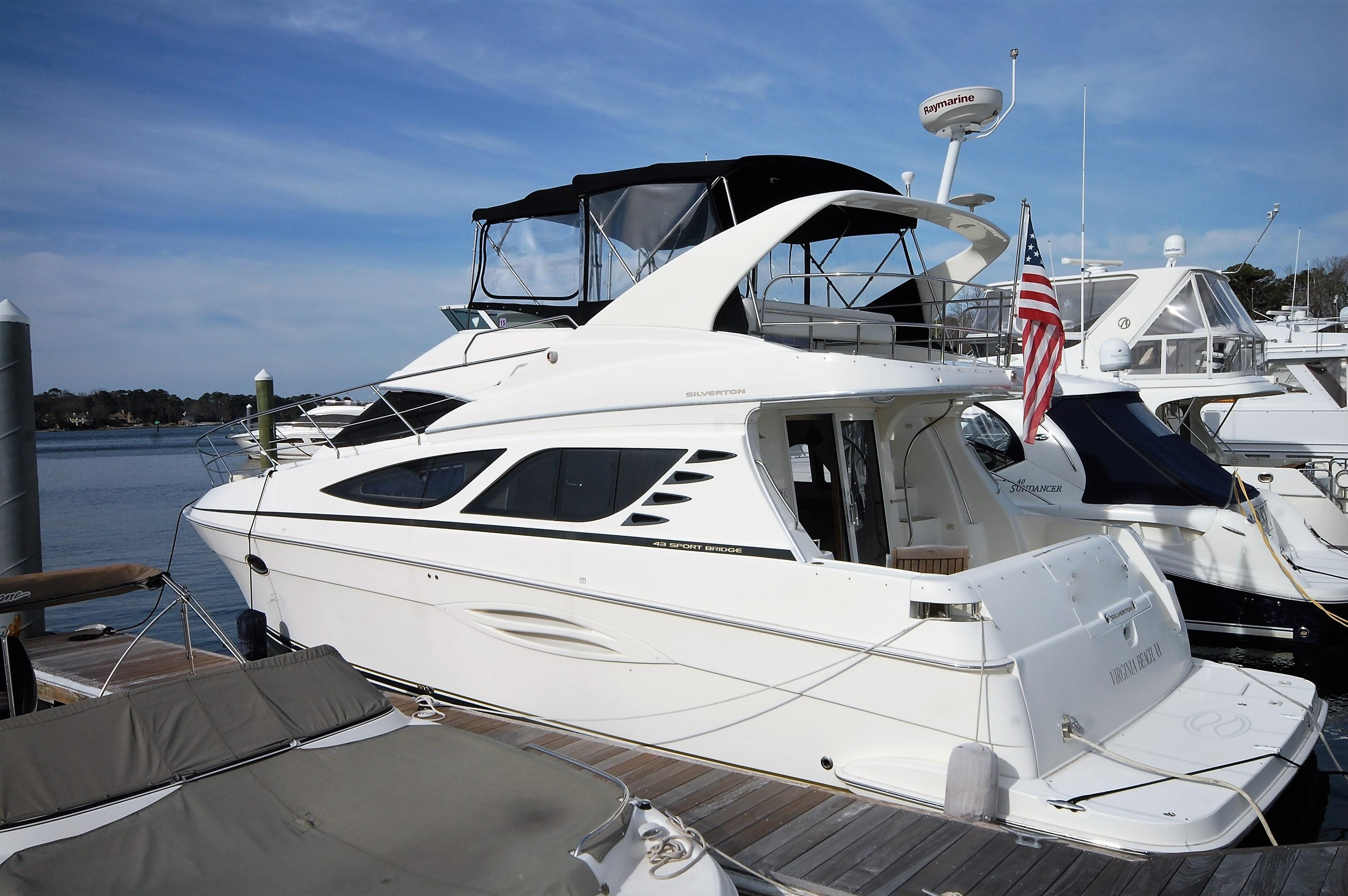 hight resolution of silverton wiring diagram wiring diagram m6 2006 silverton 43 sport bridge power boat for sale www