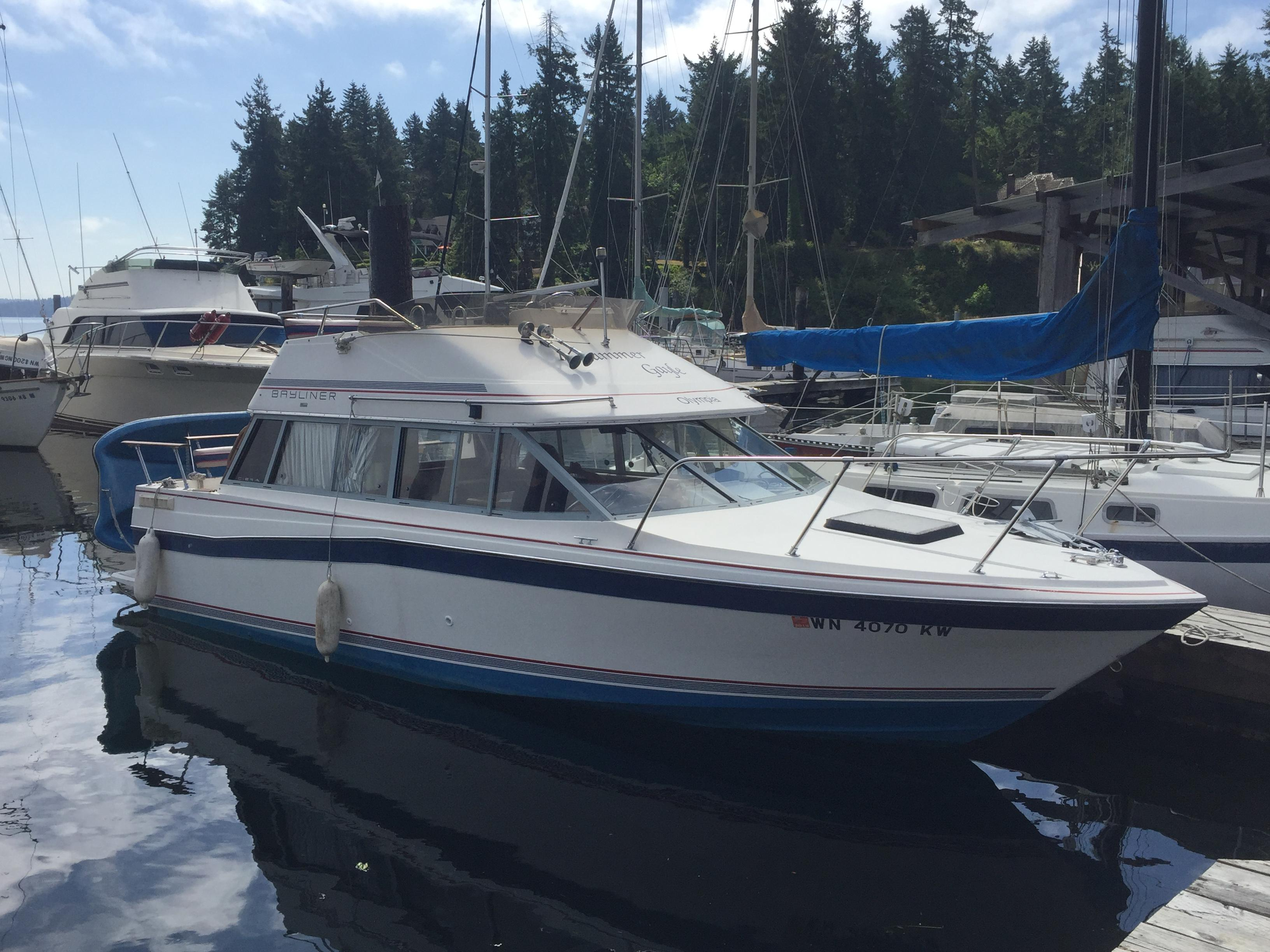 1985 bayliner power boat for sale www yachtworld com force ignition switch wiring wiring diagram  [ 3264 x 2448 Pixel ]