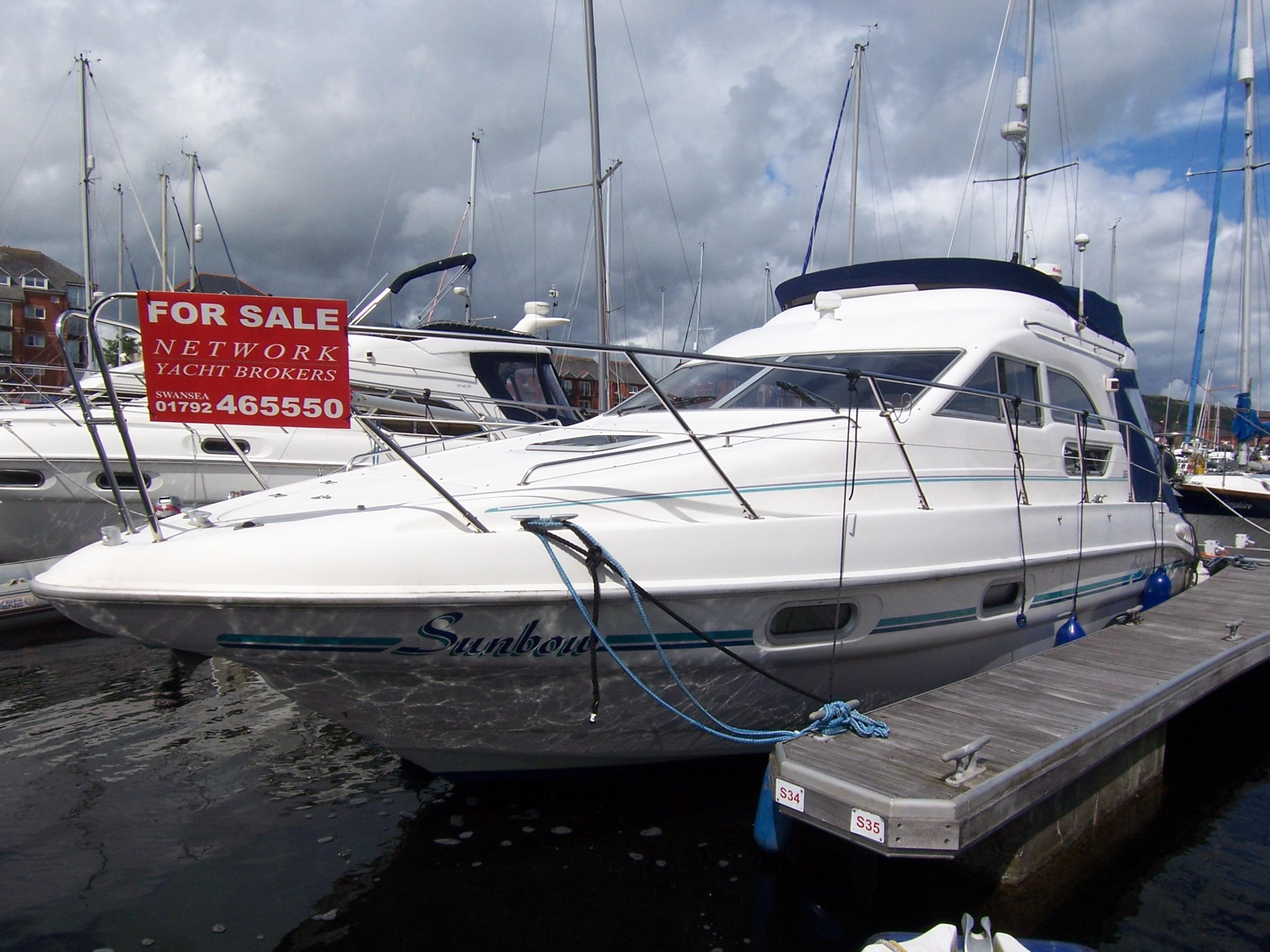 1995 Sealine 330 Statesman Power New And Used Boats For Sale