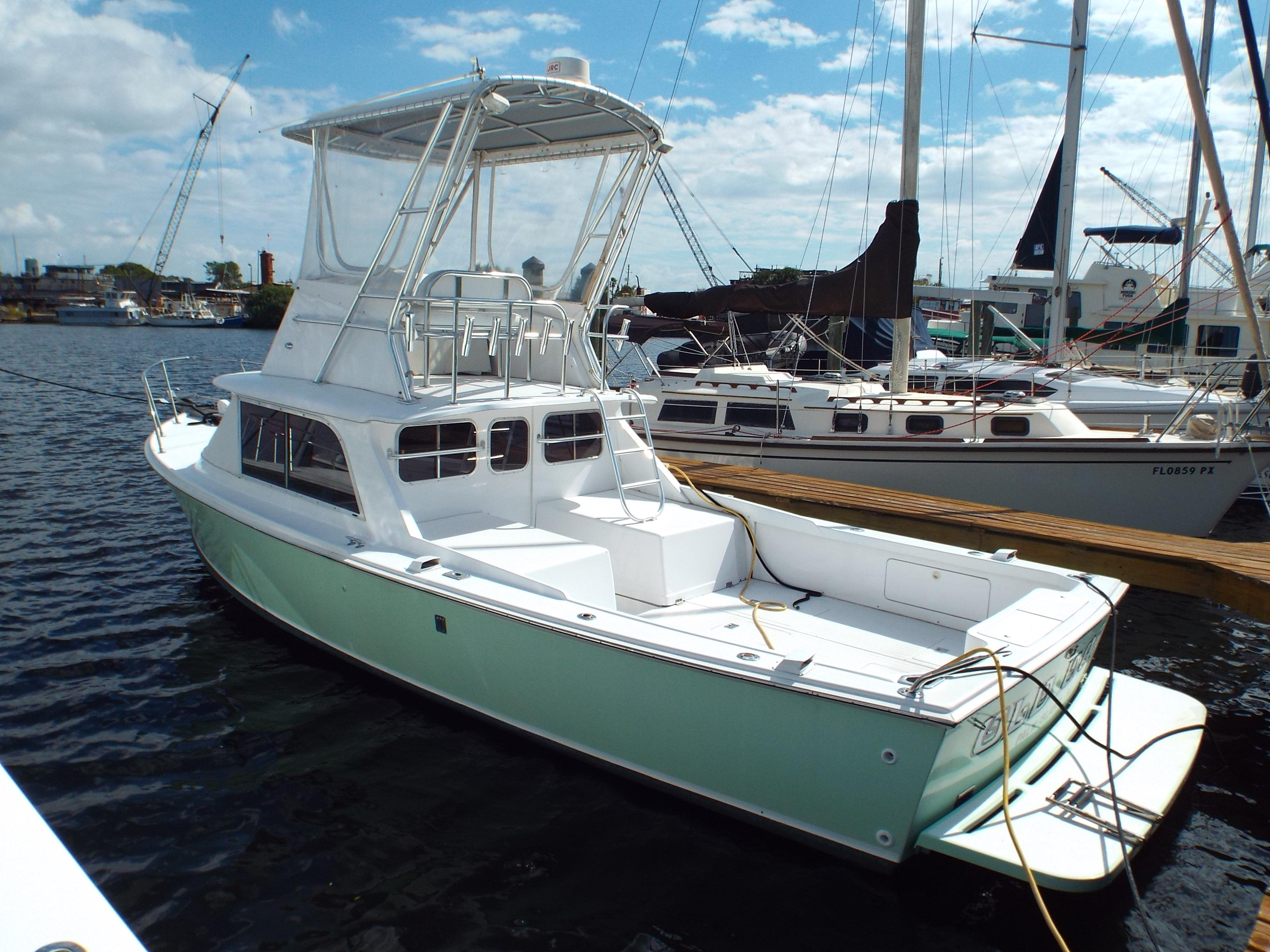 1972 Bertram 31 Power Boat For Sale Wwwyachtworldcom