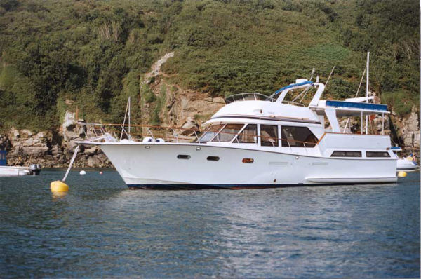 1989 Neptune 525 Power Boat For Sale Wwwyachtworldcom