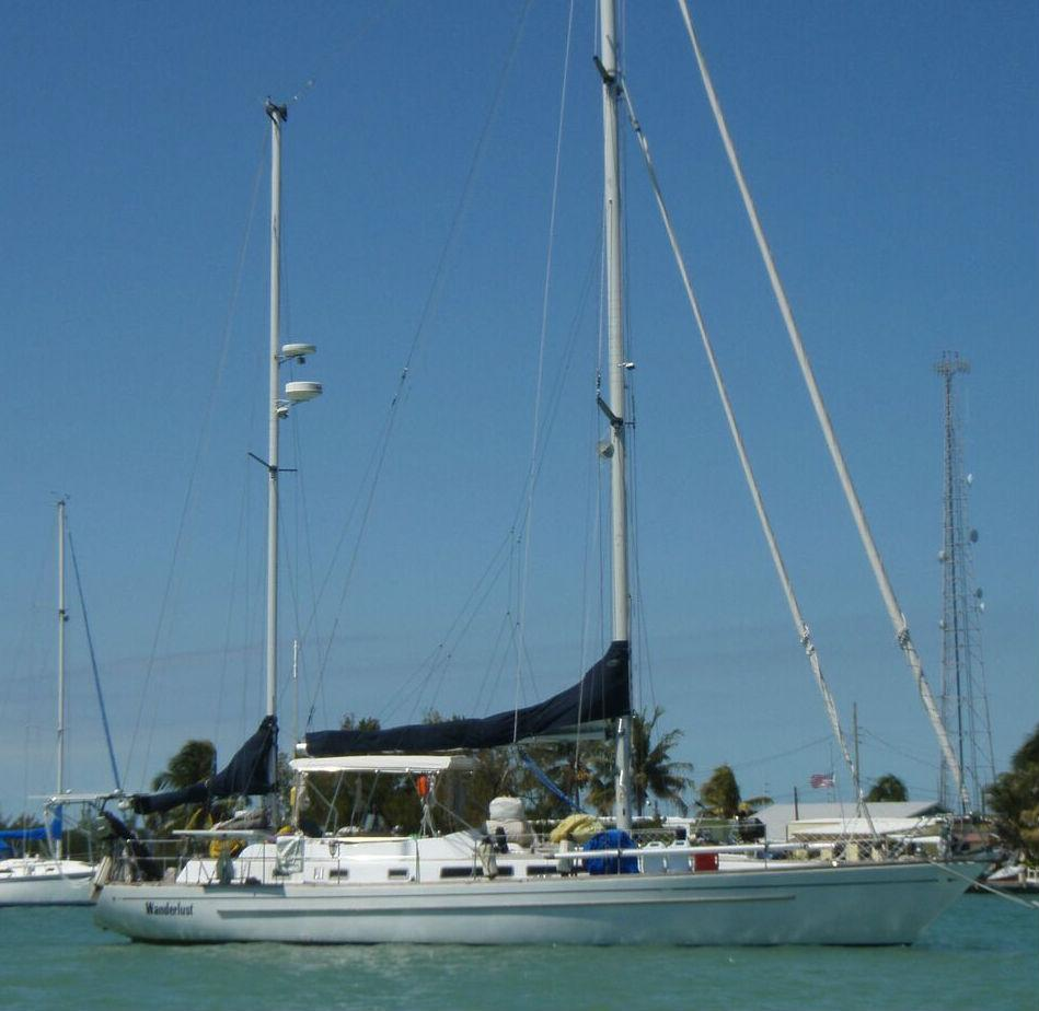 1982 CT Ta Chiao Cutter Rig Ketch Sail Boat For Sale