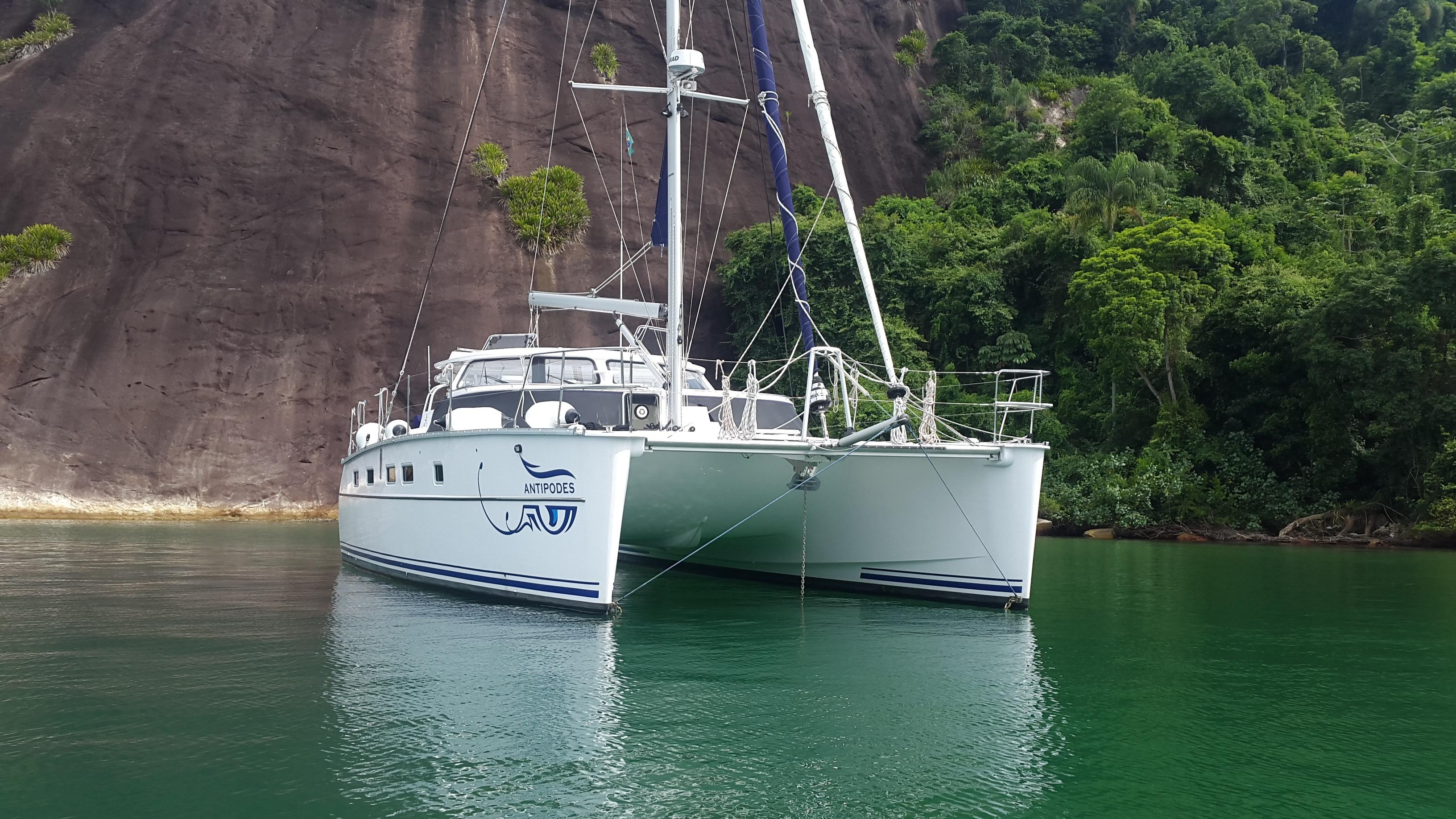 2015 Antares 44 Sail Boat For Sale Wwwyachtworldcom