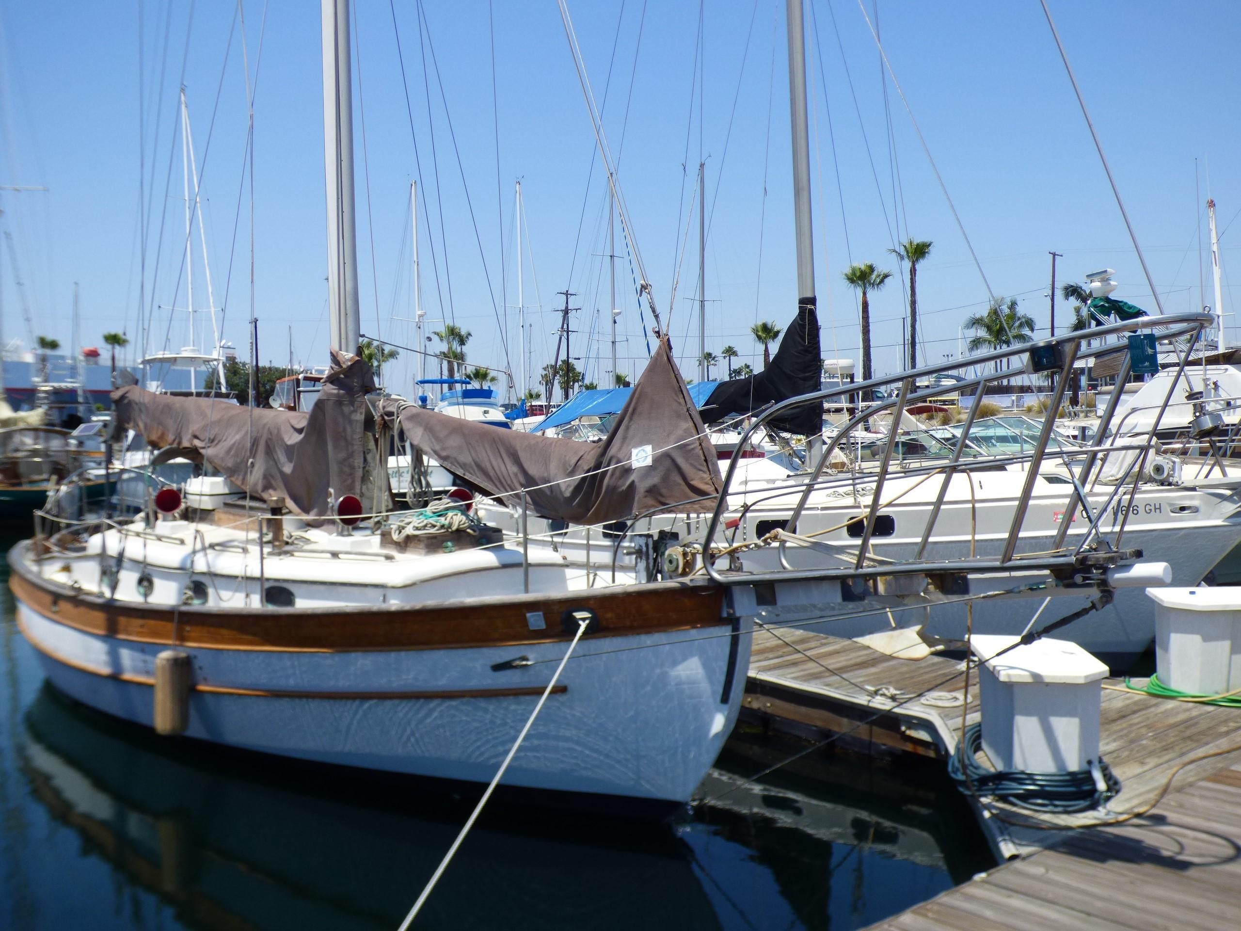 1978 Hans Christian 34 Cutter Sail Boat For Sale Wwwyachtworldcom