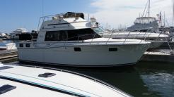 1999 Carver 530 Voyager Pilothouse Power Boat For Sale