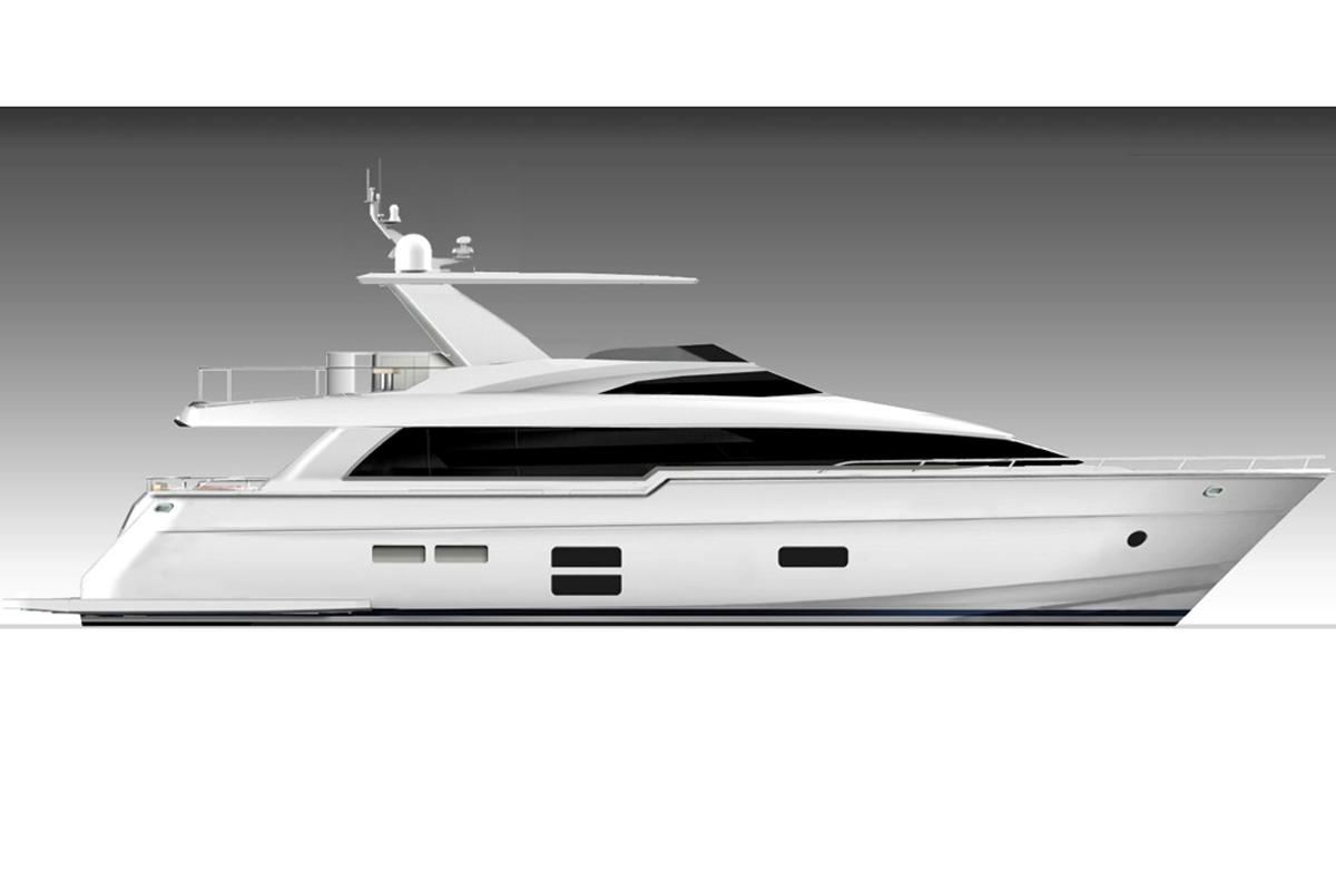 2018 Hatteras 70 Motor Yacht Power Boat For Sale Www
