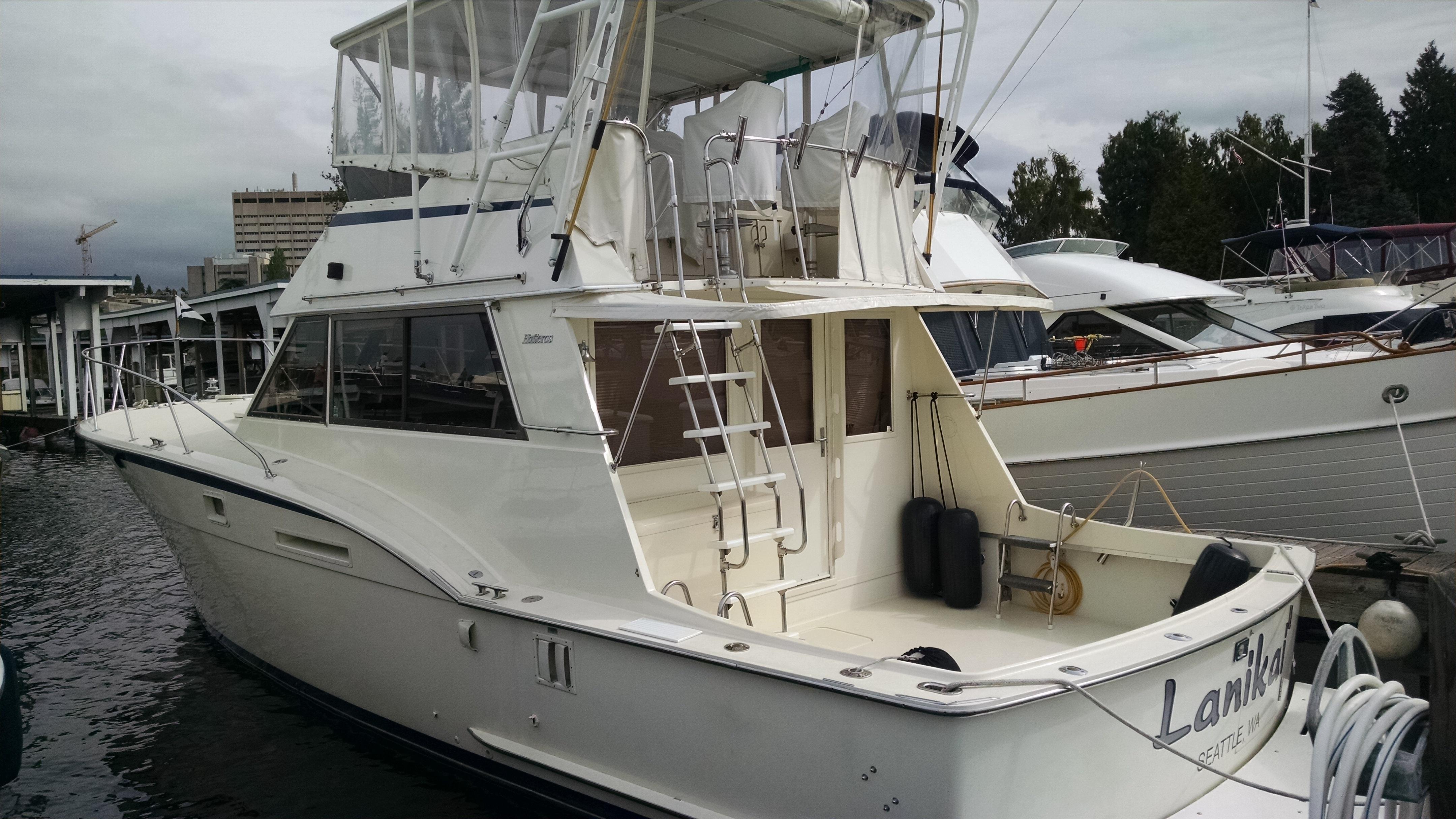 1978 Hatteras Sportfisher Power Boat For Sale - www.yachtworld.com