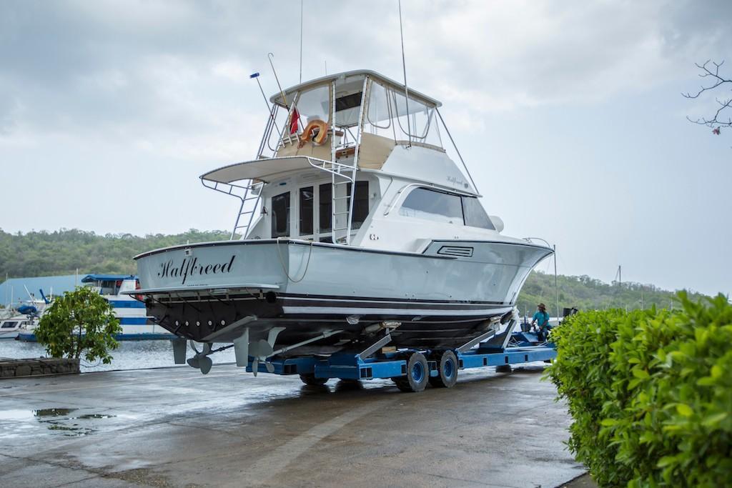 1973 Bertram Convertible Power Boat For Sale Www
