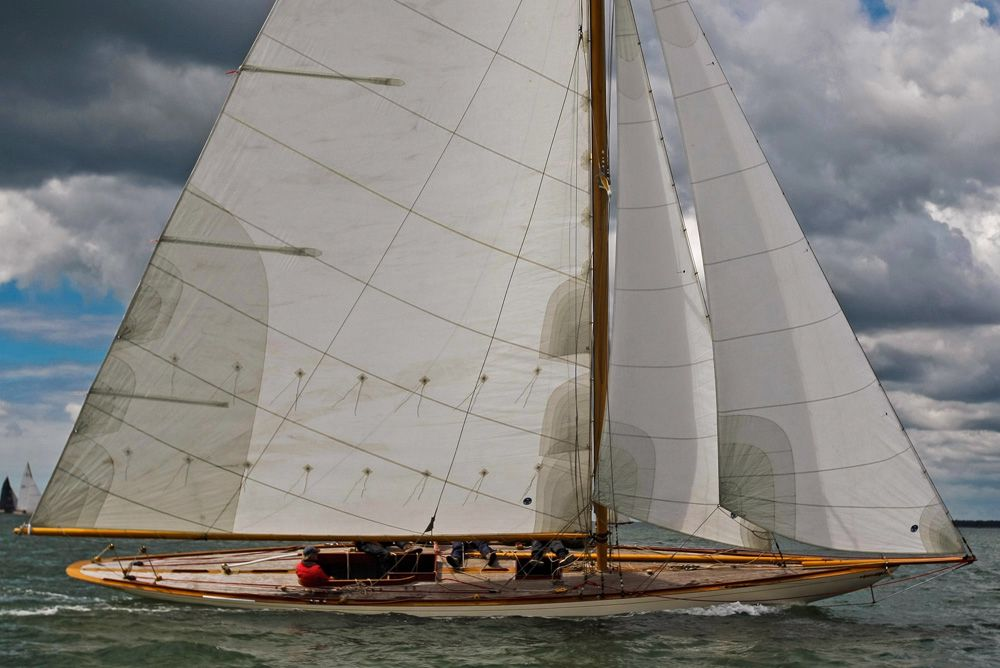 1914 William Fife 8 Metre Sail Boat For Sale Www