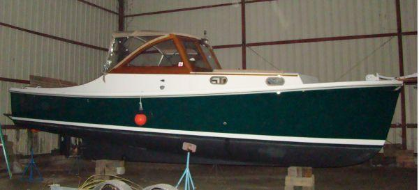 1978 Webbers Cove Downeast Cruiser Power Boat For Sale