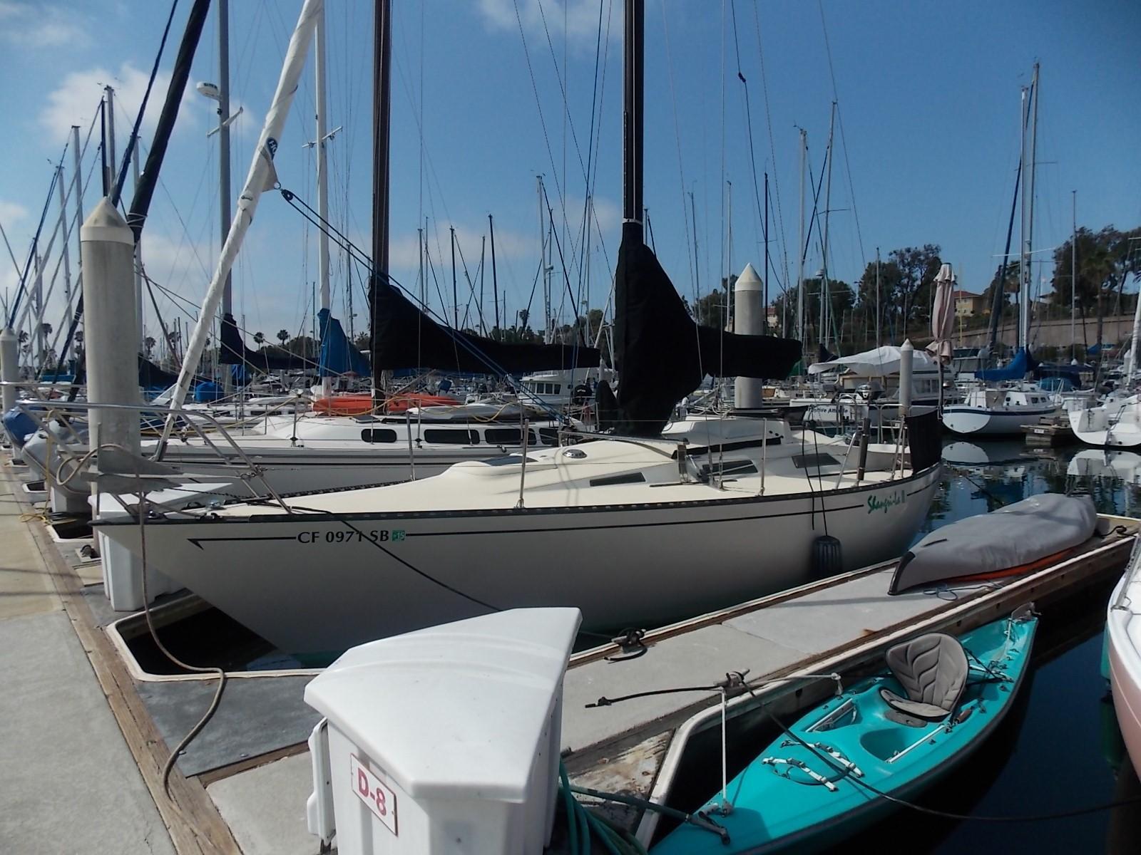 1977 Santana 30 Sail Boat For Sale Wwwyachtworldcom