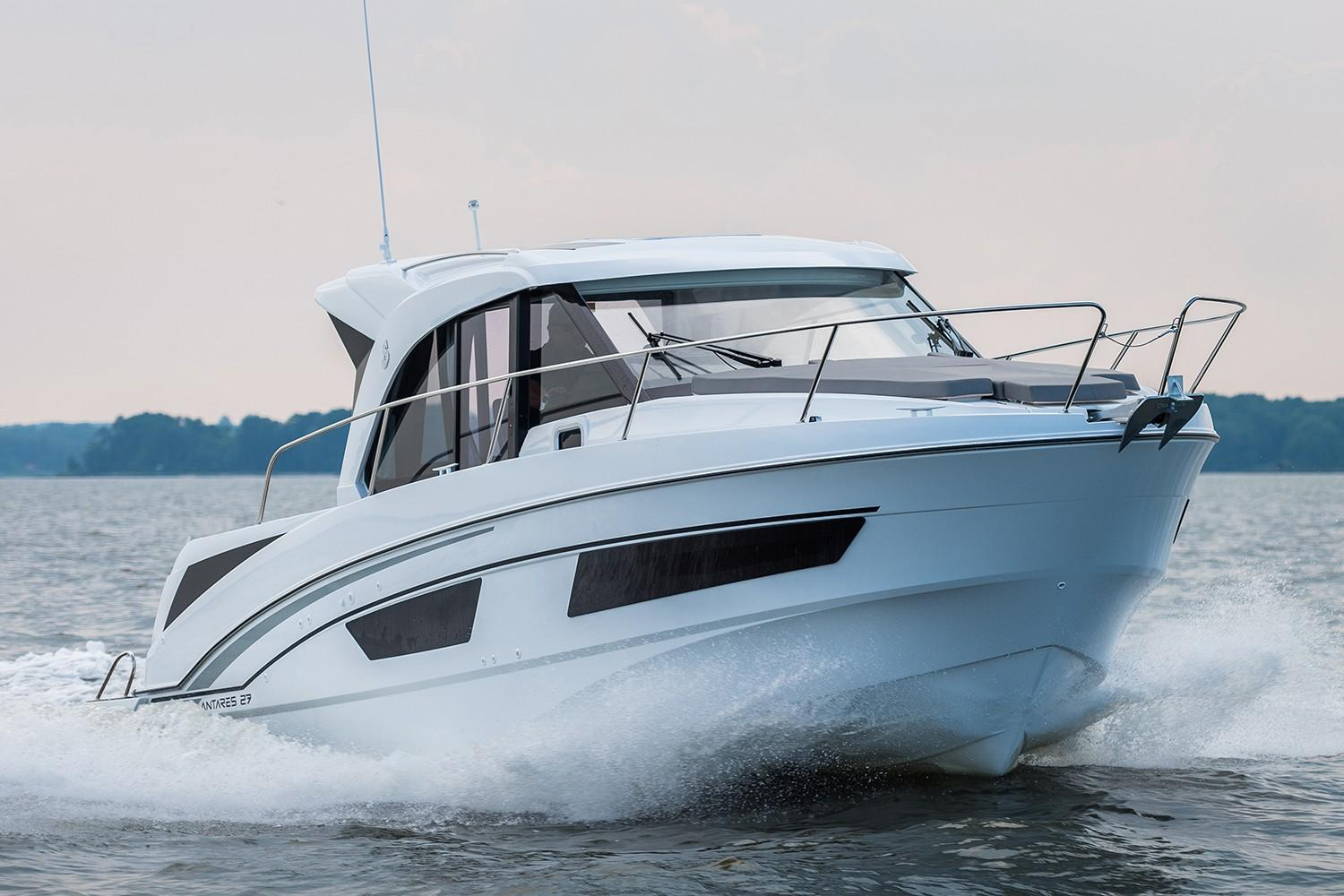 2019 Beneteau America Antares 27 Power Boat For Sale Www