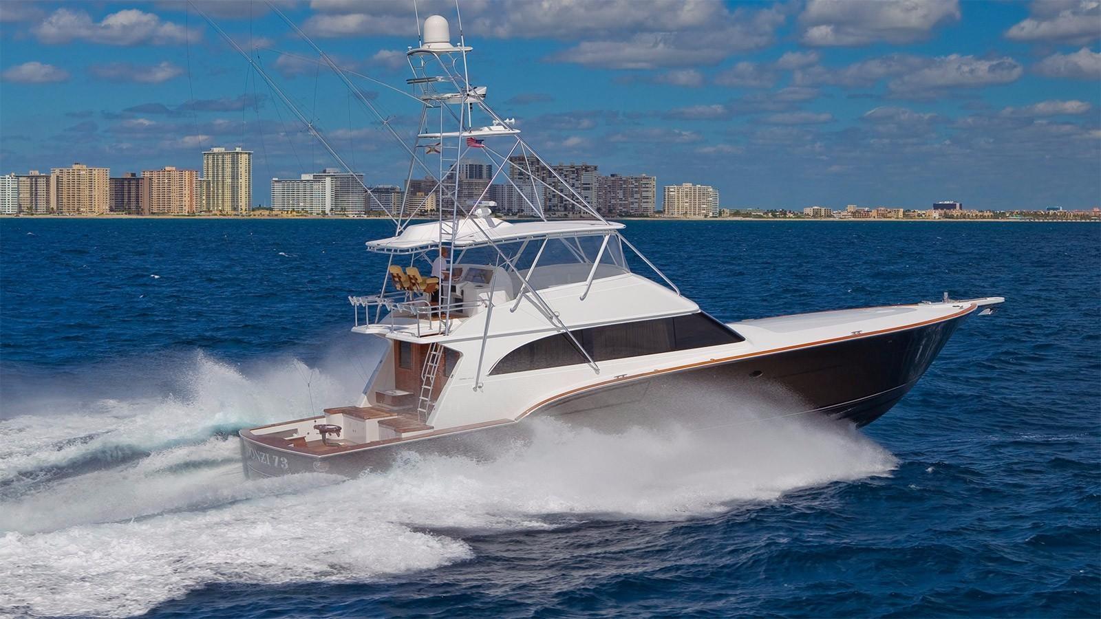 2010 Donzi Tournament Sportfish Power Boat For Sale Www
