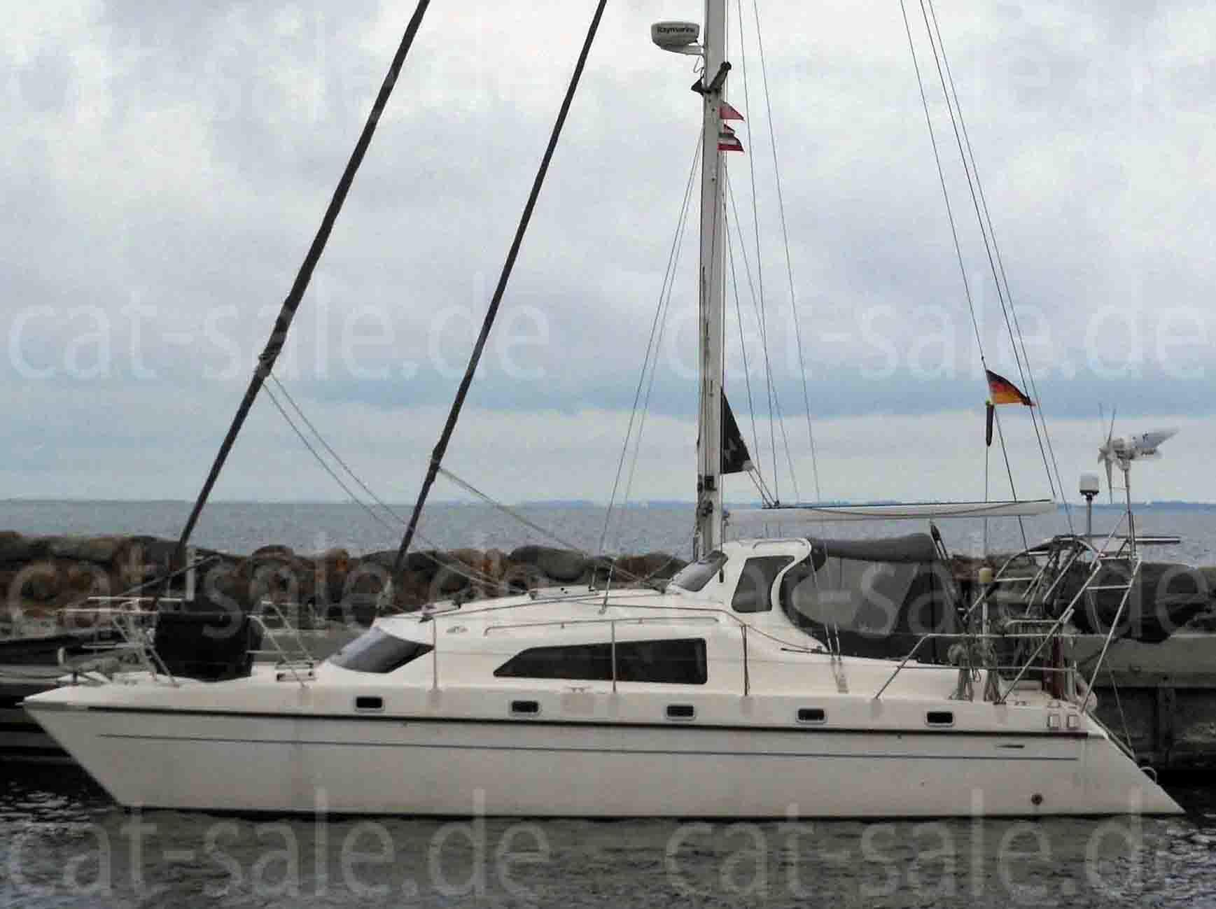 1997 Prout Manta 39 Sail New And Used Boats For Sale