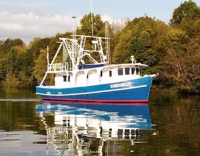 1988 Trawler Landry Shipyards Custom Power Boat For Sale Wwwyachtworldcom