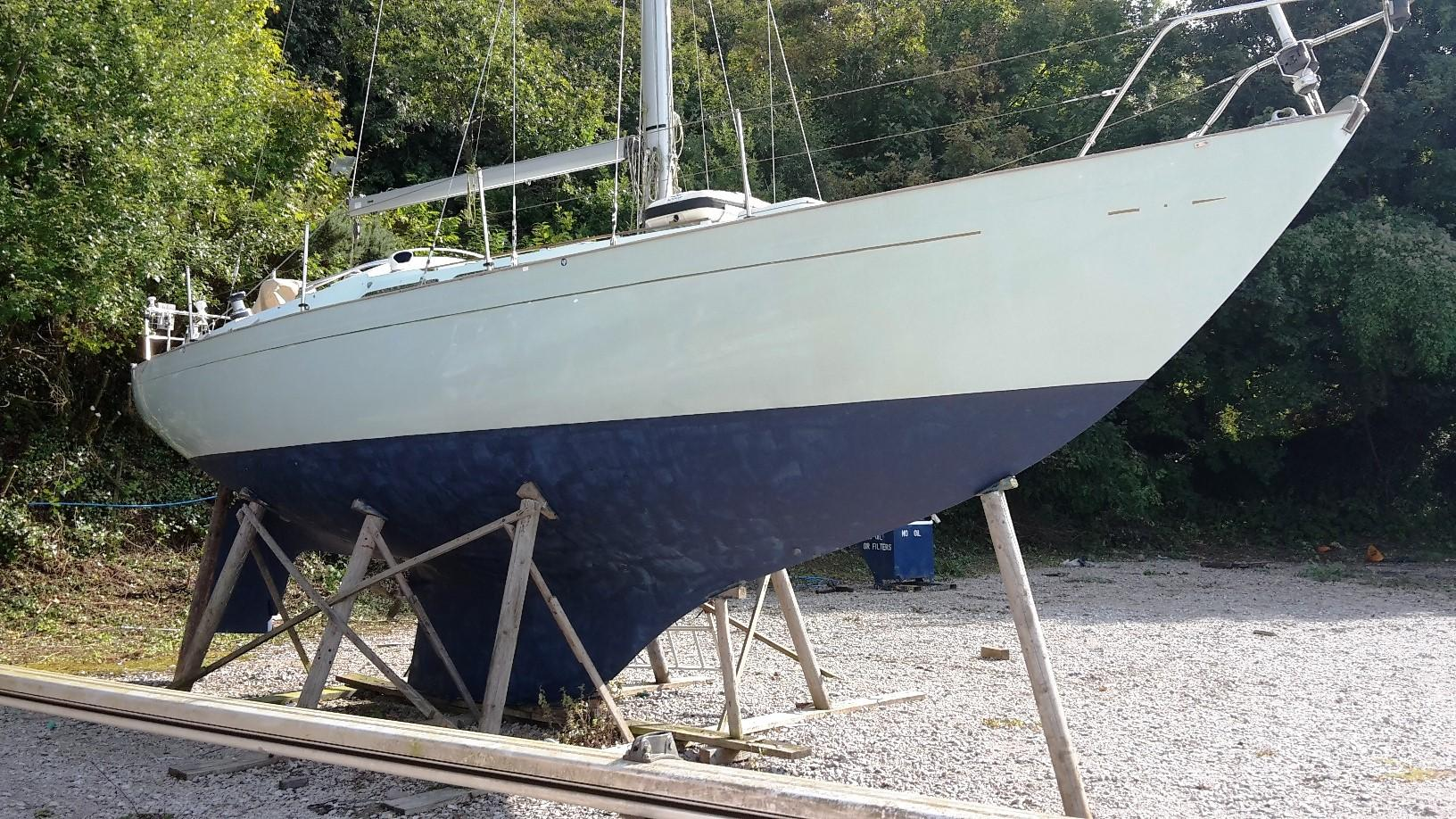 1973 Nicholson 35 Sail New And Used Boats For Sale Www