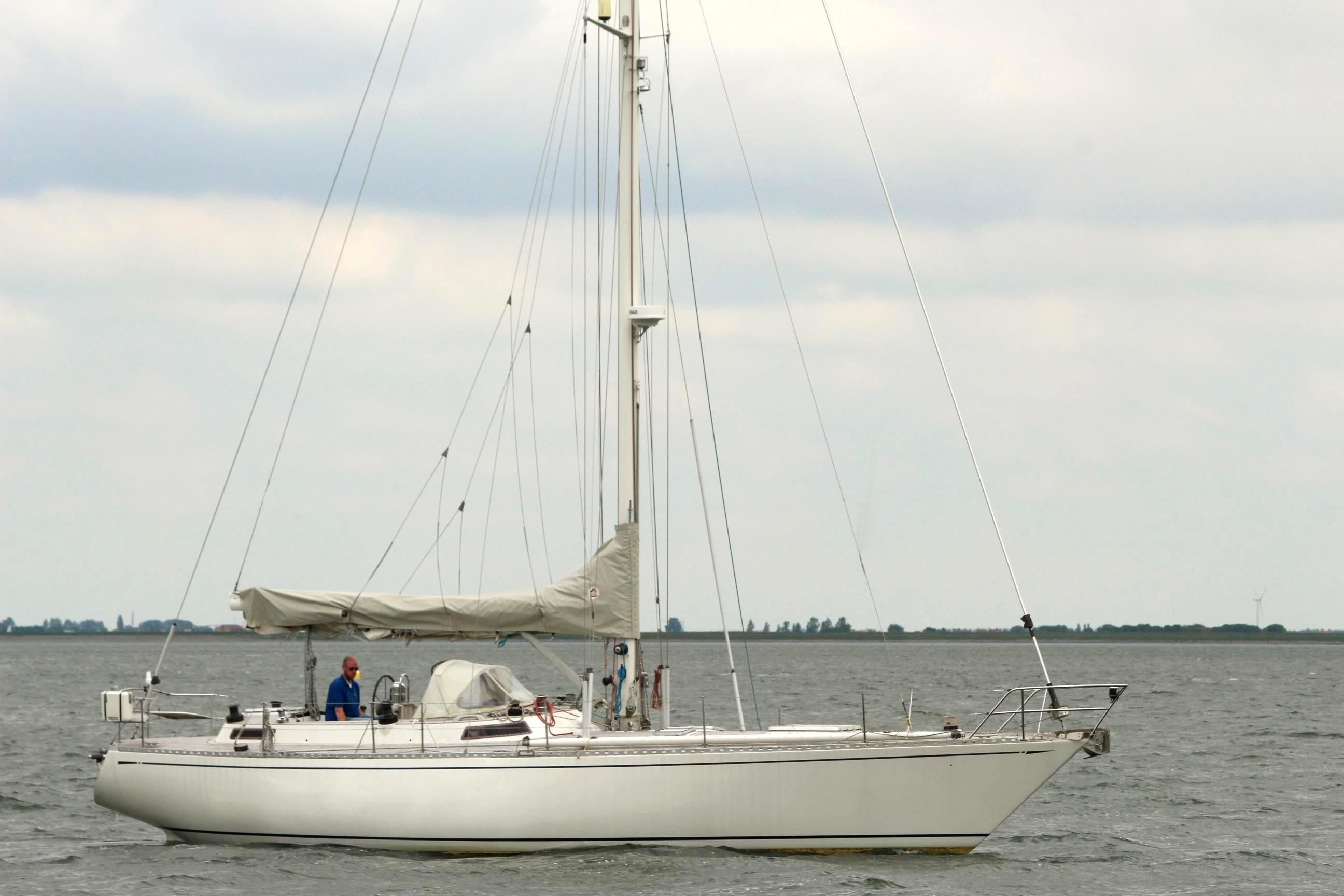 1979 Huisman 41 Sail Boat For Sale Wwwyachtworldcom