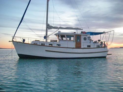1982 C Amp L Comfort 38 Motorsailor Sail Boat For Sale
