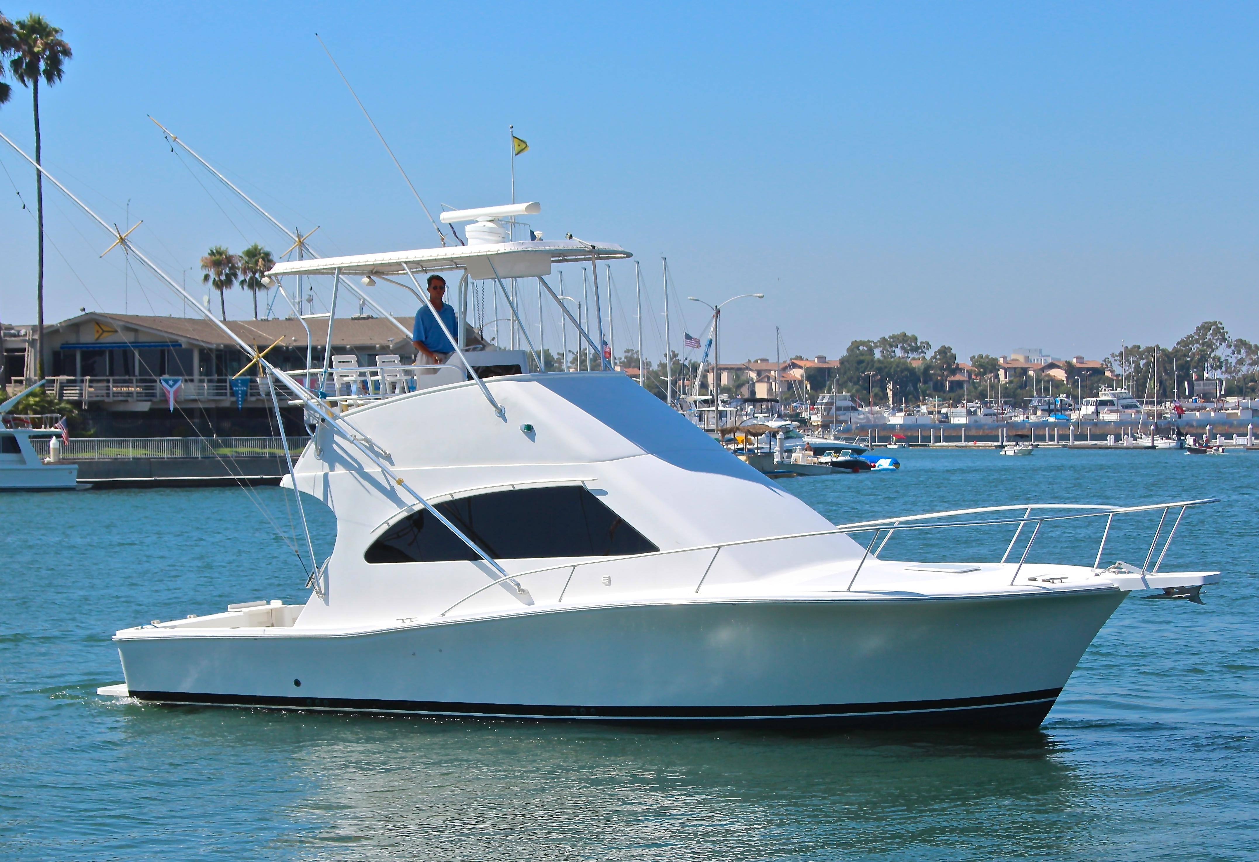 2002 Luhrs Convertible Power Boat For Sale - www.yachtworld.com