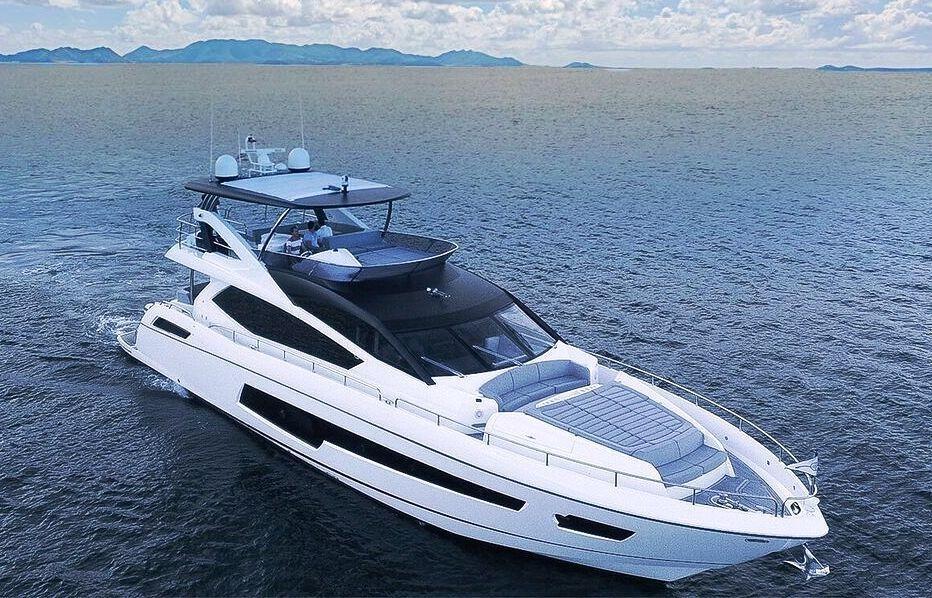 2016 Sunseeker 75 Yacht Power Boat For Sale Www