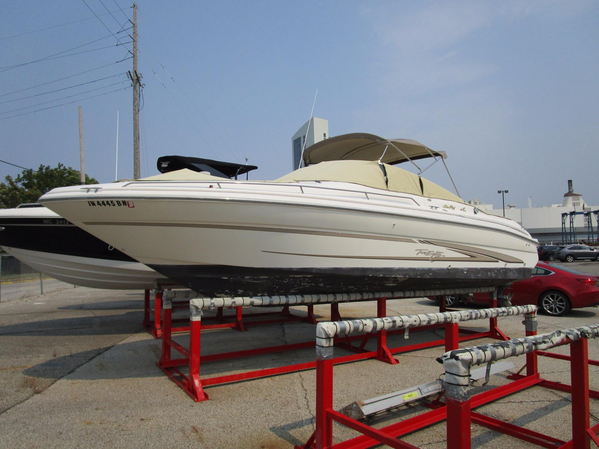 1996 Sea Ray 280 Bow Rider Power Boat For Sale Www