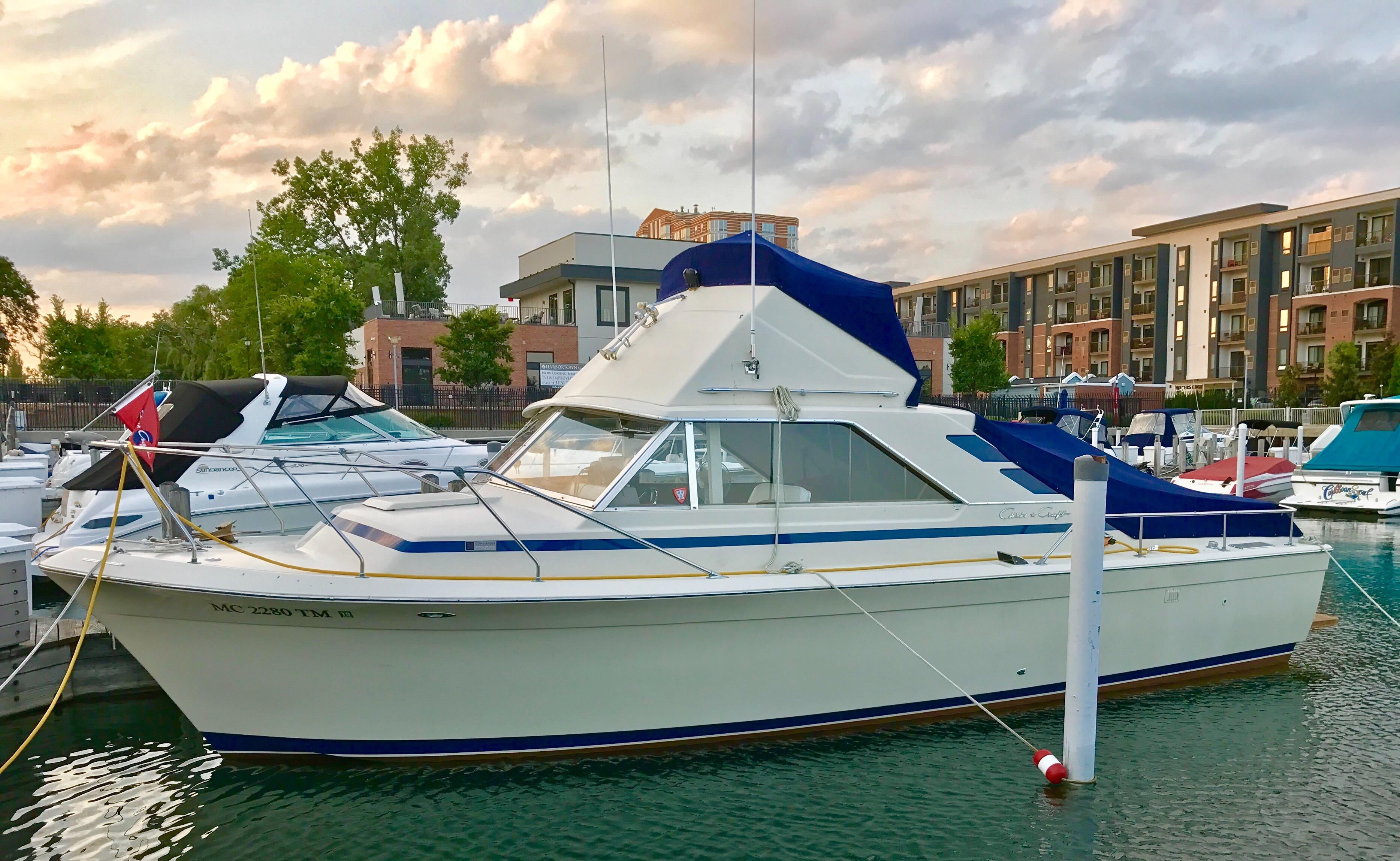 small resolution of 1973 chris craft 315 commander power boat for sale www yachtworld com chris craft wiring diagram electrical system