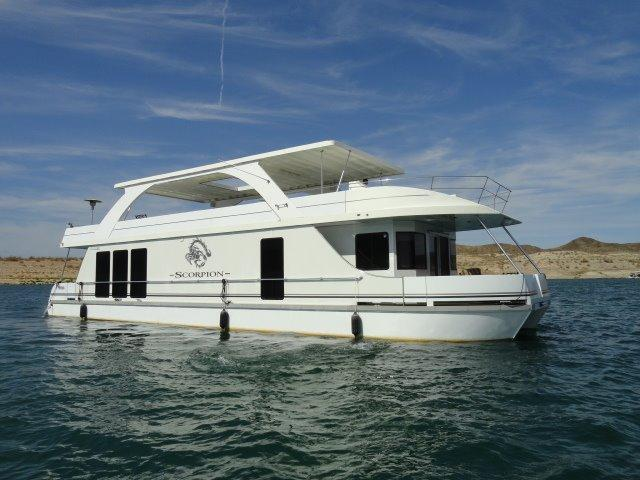 2008 Desert Shore Yachts 70 X 18 Houseboat Power New And