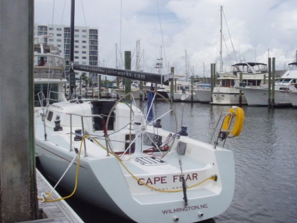 2002 Cape Fear Cape Fear 38 Sail Boat For Sale Wwwyachtworldcom
