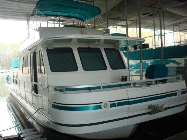 1996 Gibson 50 Cabin Yacht Power Boat For Sale Www