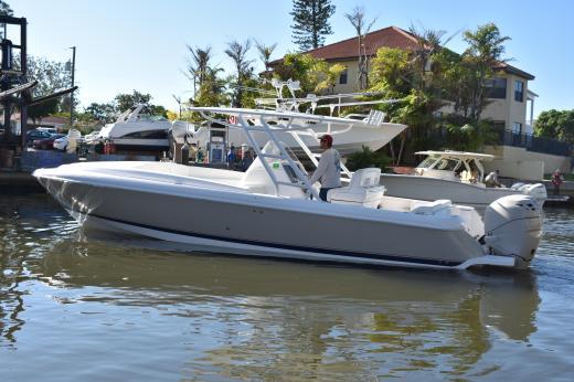 Intrepid 327 Cuddy Boats For Sale YachtWorld