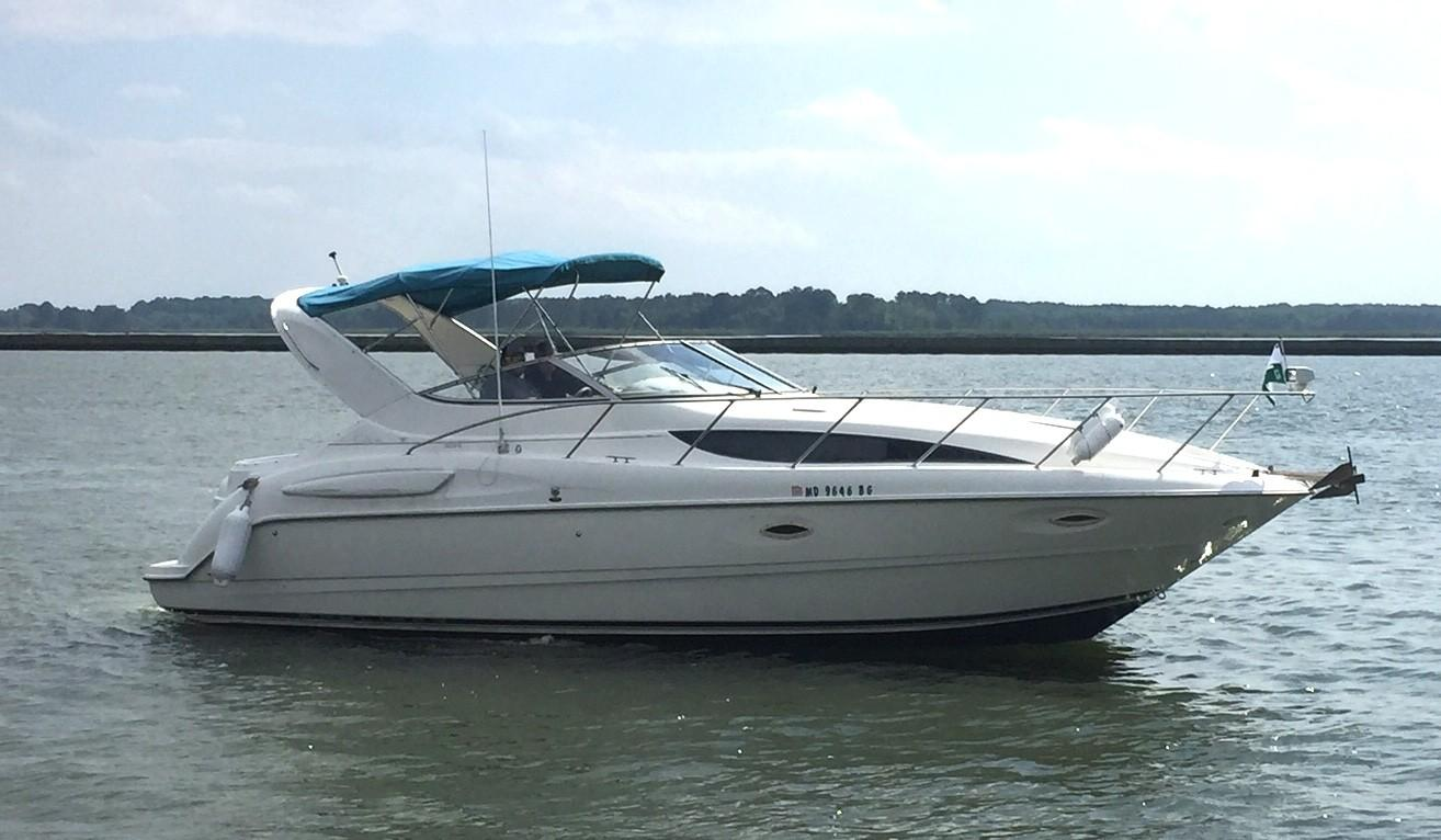 hight resolution of 1999 bayliner 3055 ciera power boat for sale www yachtworld com johnson 150 outboard gauge wiring diagram bayliner 3055 wiring diagram