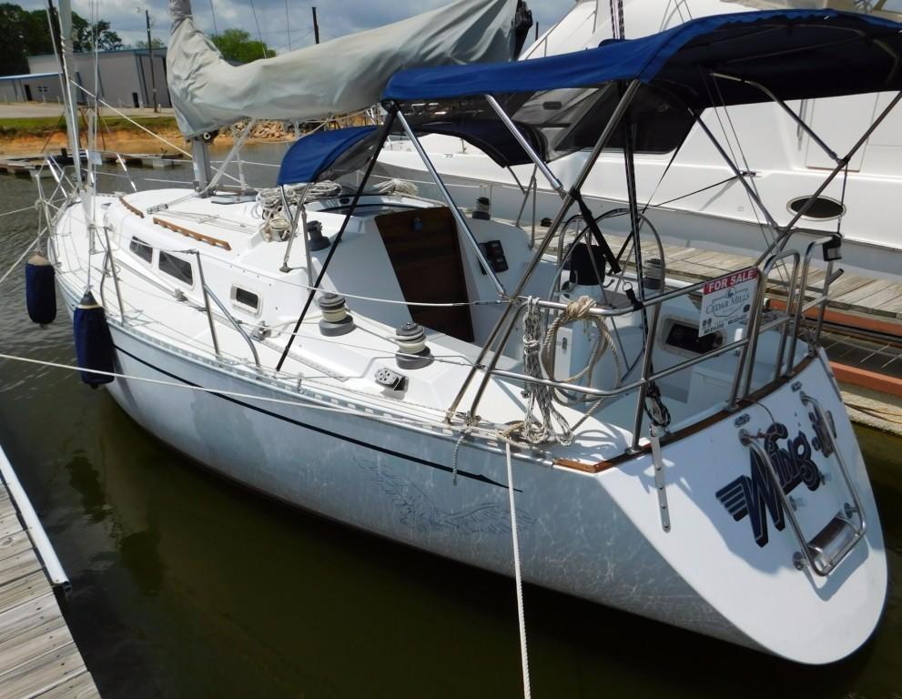 1985 Islander 34-2 Sail Boat For Sale - www.yachtworld.com