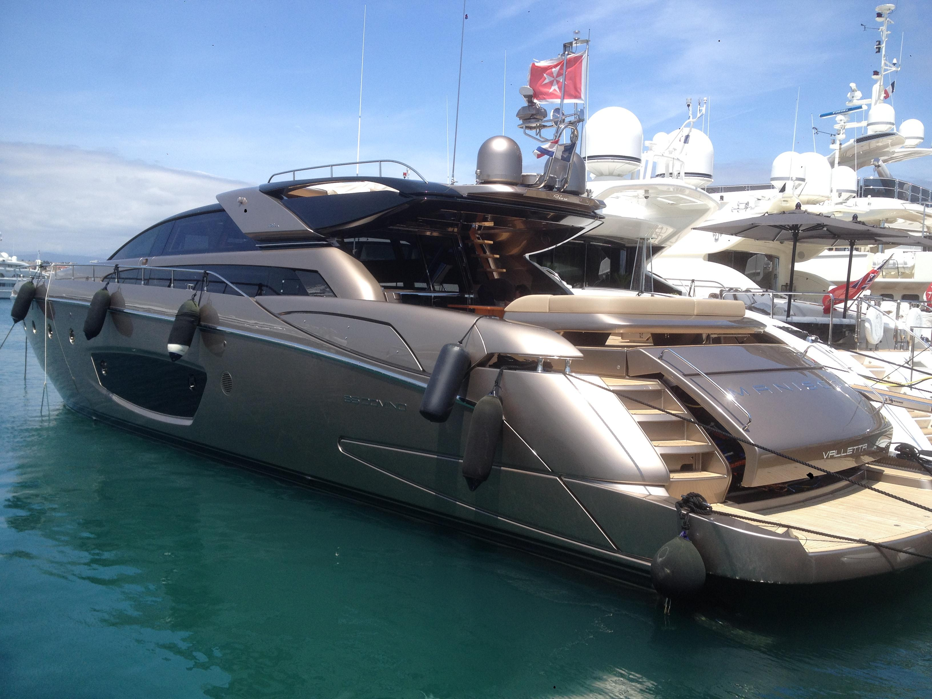 2012 Riva DOMINO Power Boat For Sale Wwwyachtworldcom