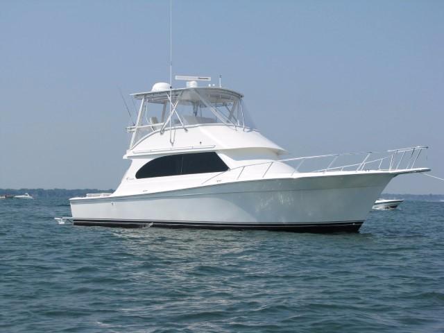 2004 Egg Harbor 43 SportYacht Power Boat For Sale  www