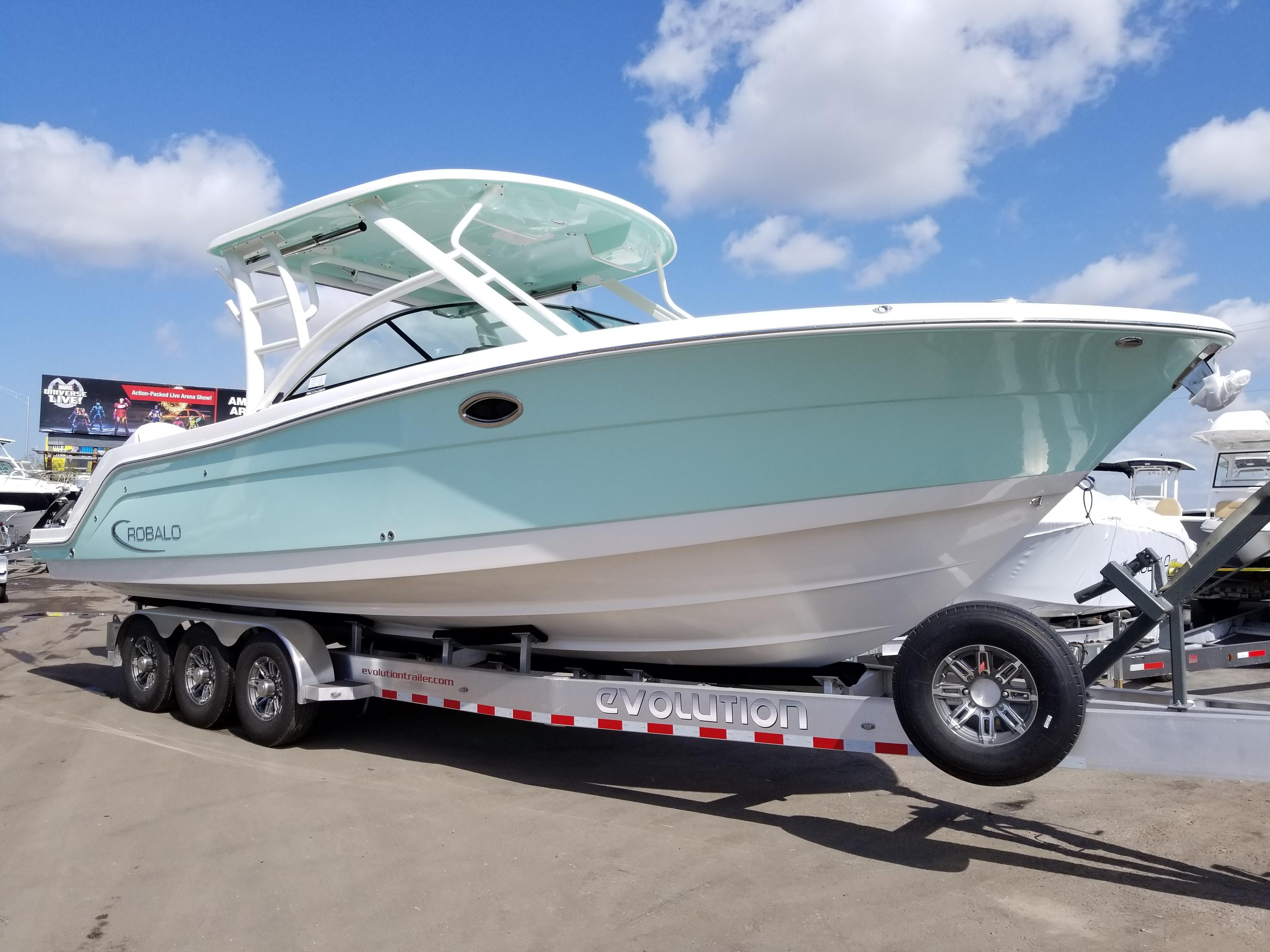 2018 Robalo R317 Dual Console Power Boat For Sale Wwwyachtworldcom