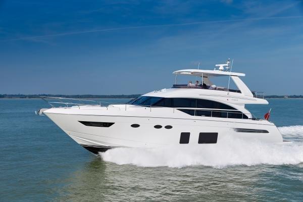 2019 Princess 70 Motor Yacht Power Boat For Sale Wwwyachtworldcom
