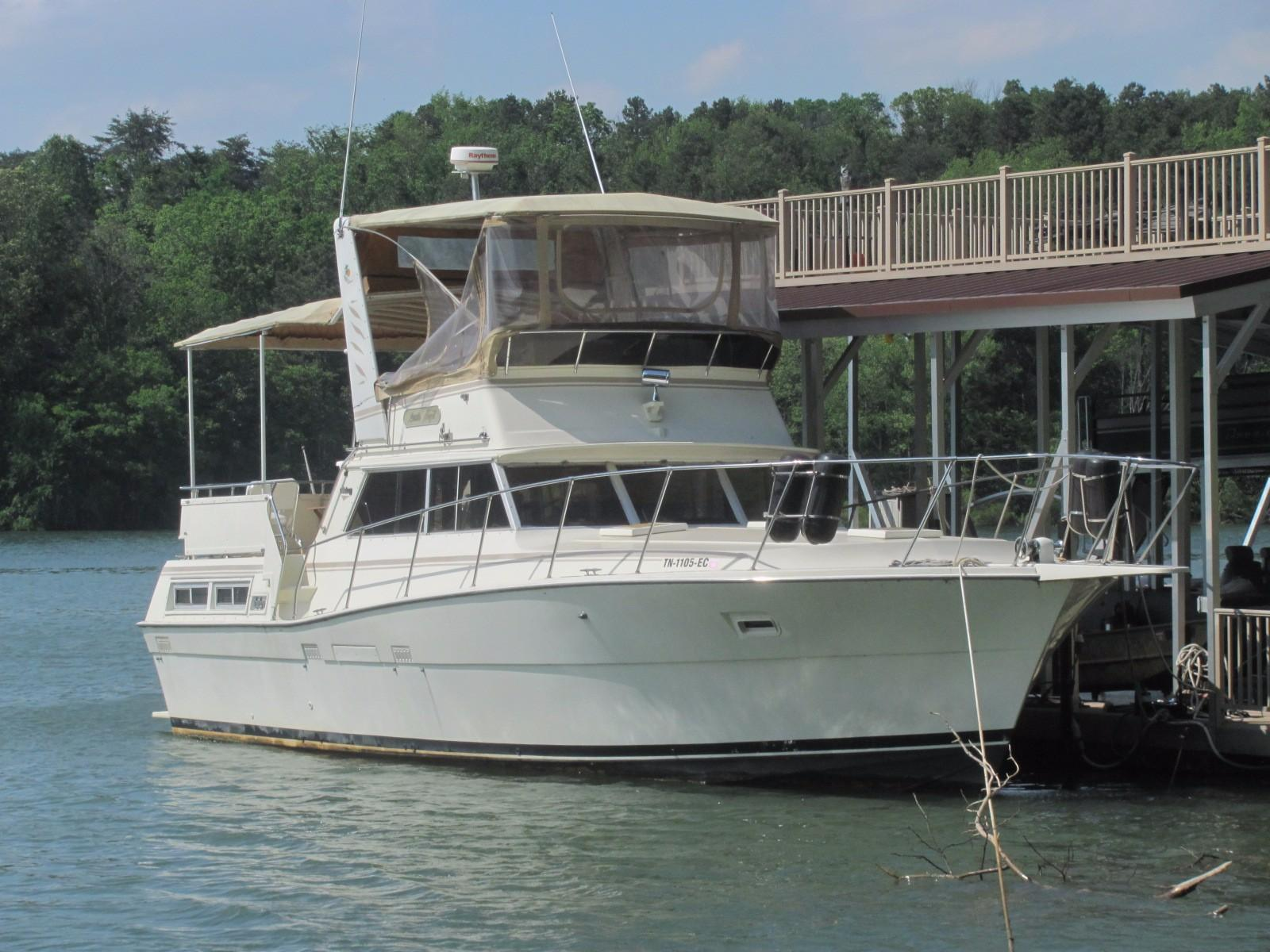1980 Viking 43 Double Cabin Power Boat For Sale Www