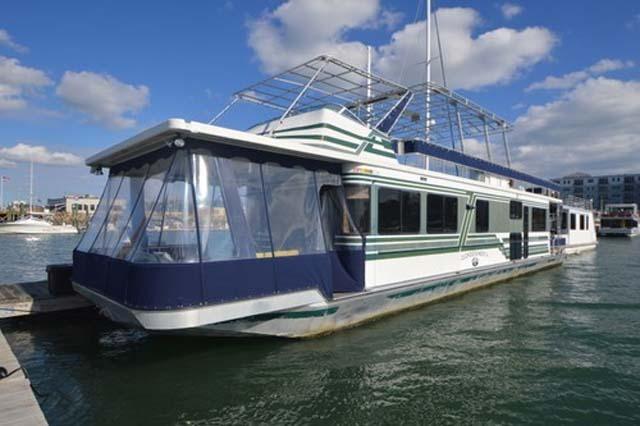 1993 Sumerset Houseboat Power Boat For Sale Www