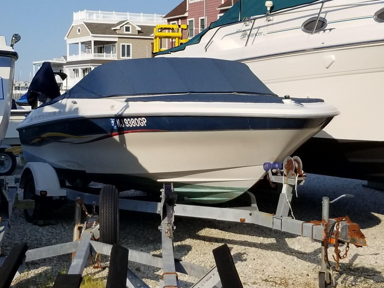 hight resolution of 2001 bayliner 185 capri power boat for sale www yachtworld com rh yachtworld com 1996 bayliner
