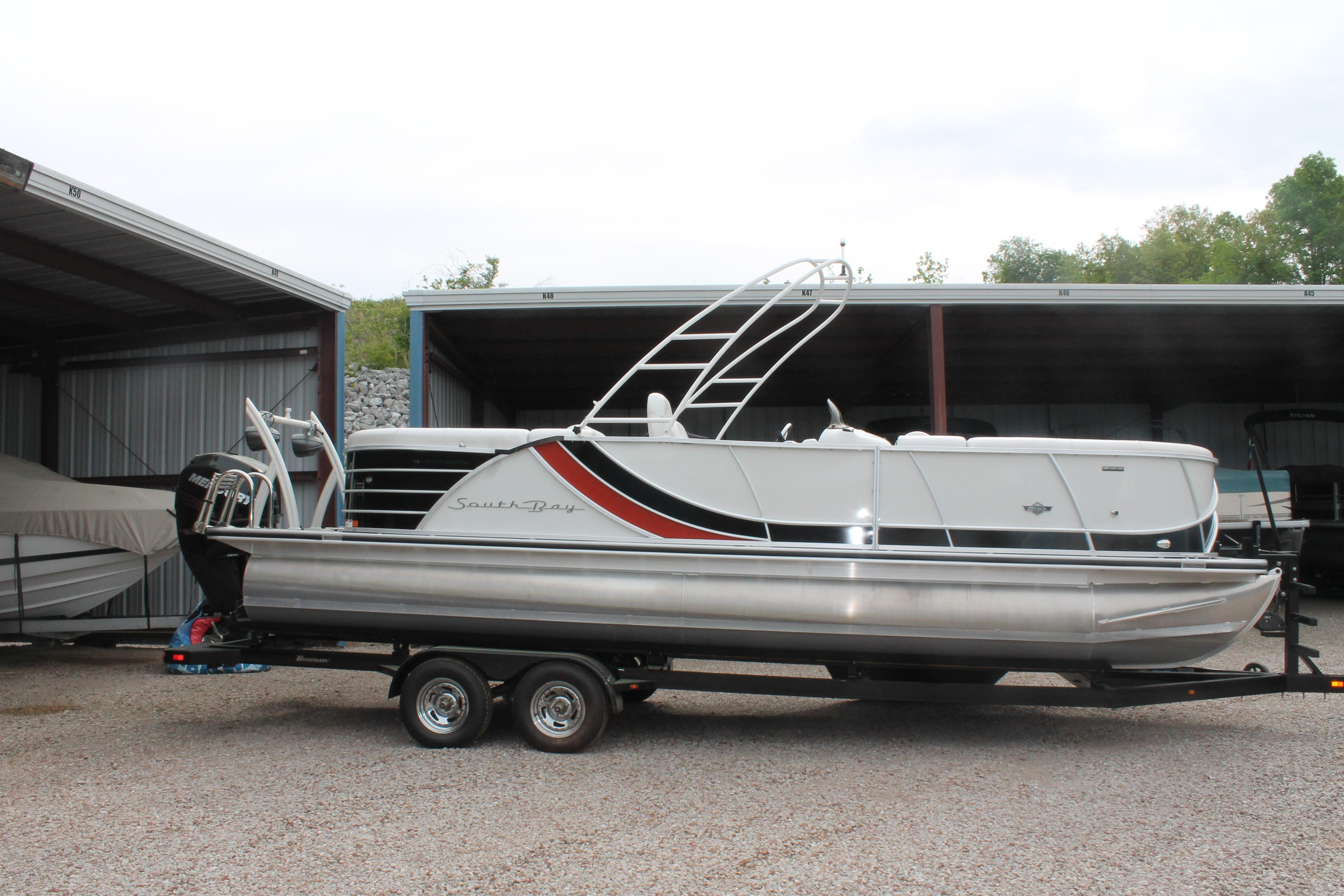2016 South Bay 525 RS Pontoon Boat for sale - YachtWorld
