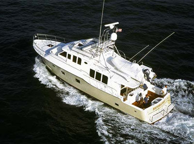 2020 Mikelson Nomad Long Range Cruising Sportfish Power Boat For Sale