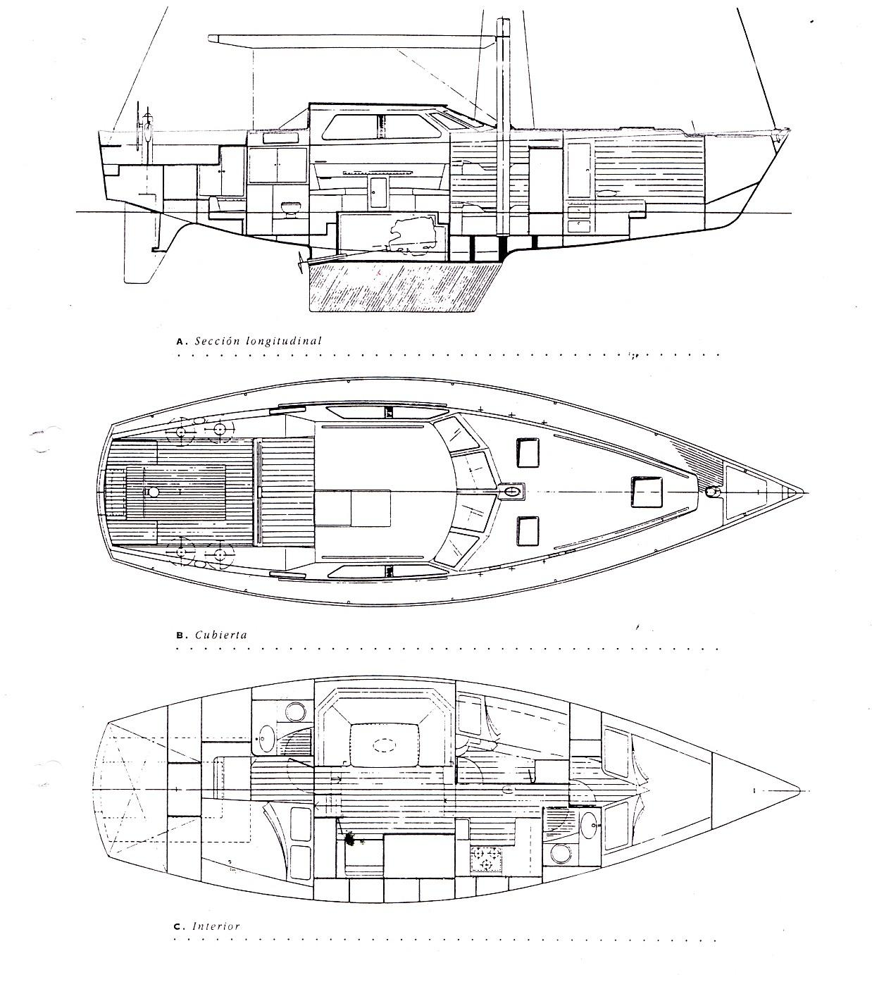 spi lifeboat diagram wiring diagram blogs 1991 north wind 41 sail boat for sale www yachtworld [ 1238 x 1394 Pixel ]
