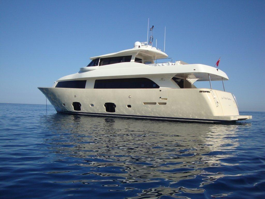 2010 Custom Line Navetta 26 Power Boat For Sale Wwwyachtworldcom