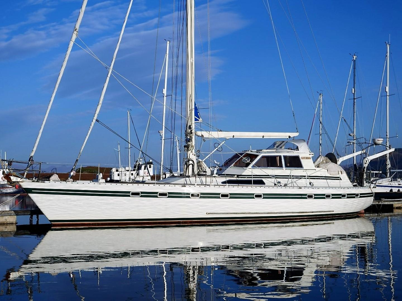 1982 custom ancasta marine surprise 58 sail boat for sale www yachtworld com [ 1440 x 1080 Pixel ]