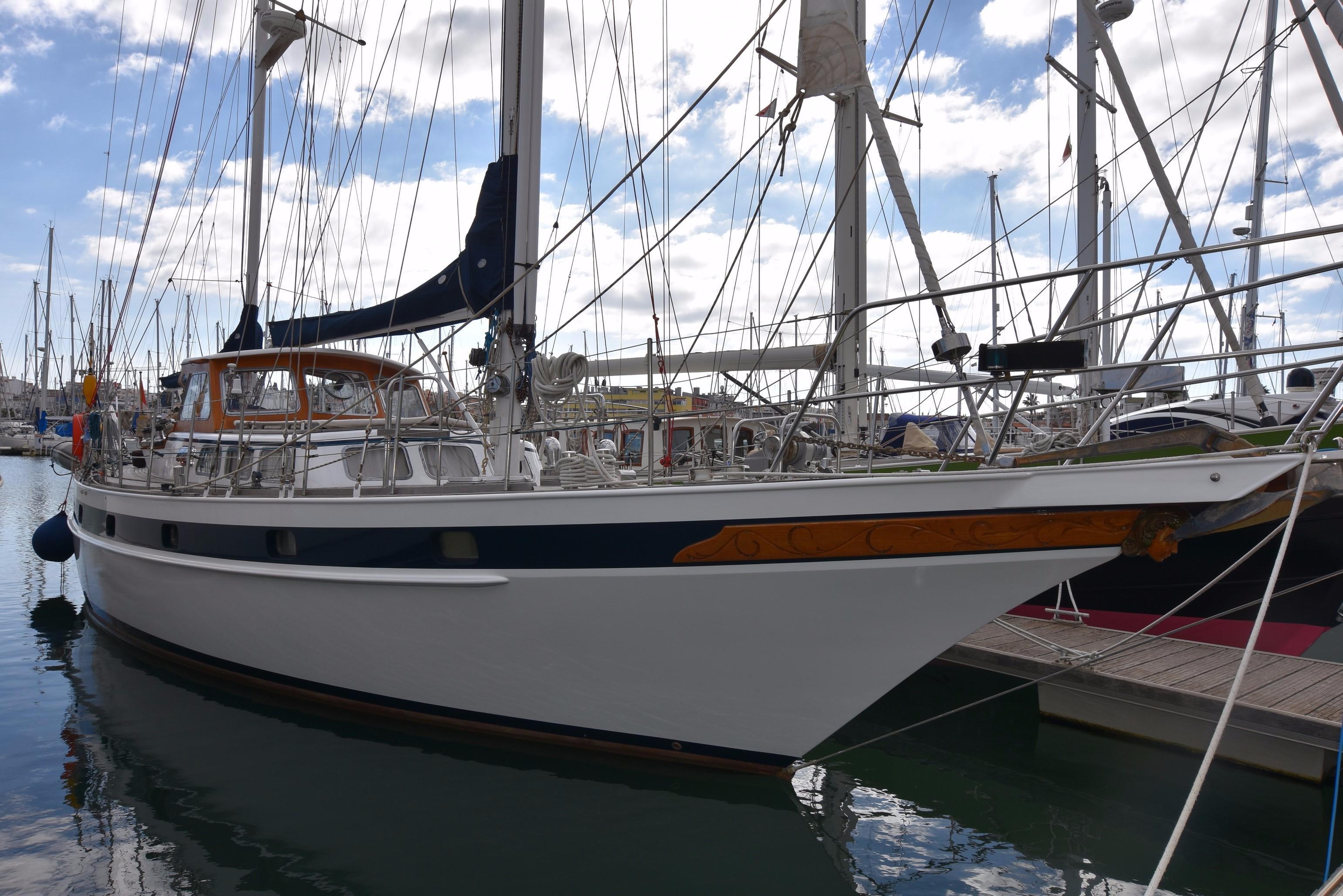 1981 Jongert 16S Sail Boat For Sale Wwwyachtworldcom