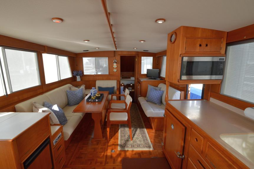 2001 42 Grand Banks For Sale In Baltimore Md Us