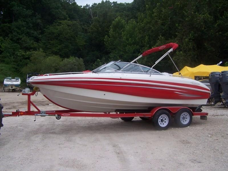 2010 Tracker Tahoe Q8i Bowrider WTrailer Power Boat For Sale Wwwyachtworldcom